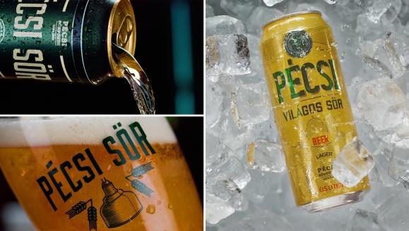 Pécsi sörök
